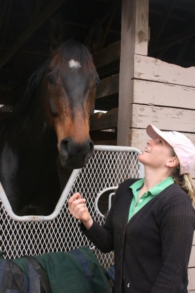 Sara and Tempo at Culpeper